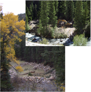 Hidden treasure tailings during and after reclamation